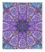 Pattern Art 006 Fleece Blanket