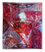 Pattern Art 015 Fleece Blanket