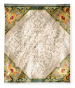 Pattern Art 030 Fleece Blanket
