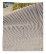 Patterns In The Sand Fleece Blanket