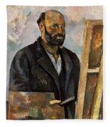 Paul Cezanne (1839-1906) Fleece Blanket