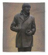 Paul Mccartney Fleece Blanket