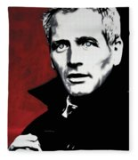 Paul Newman Fleece Blanket
