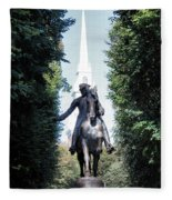 Paul Revere Fleece Blanket