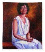 Pauline Fleece Blanket