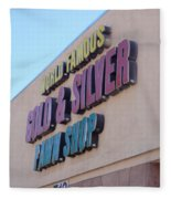 Pawn Stars Shop - Las Vegas Nevada Fleece Blanket