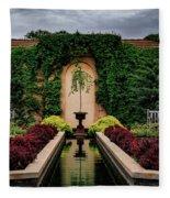 Payne Fountain Fleece Blanket