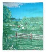 Paynter Farm Fleece Blanket