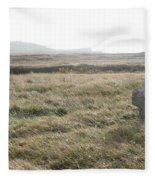 Peaceful Rest Fleece Blanket