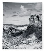 Peak Of Imagination Fleece Blanket