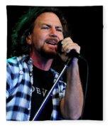 Pearl Jam Fleece Blanket