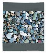 Pebbles 03 Fleece Blanket