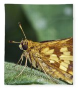 Peck's Skipper Fleece Blanket