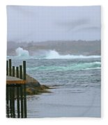 Peggys Cove 6022 Fleece Blanket