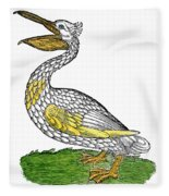 Pelican, 1560 Fleece Blanket
