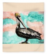 Pelican 3 Fleece Blanket