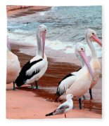 Pelican 5.0 Pearl Beach Fleece Blanket