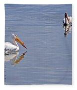 Pelican Mates Fleece Blanket