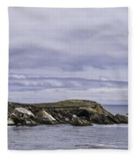 Pelican Race Fleece Blanket