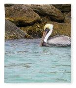 Pelican Trolling Fleece Blanket