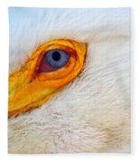 Pelican's Eye Fleece Blanket