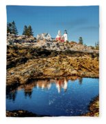 Pemaquid Reflection Fleece Blanket