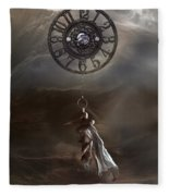 Pendulum Fleece Blanket