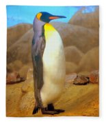 Penguin Fleece Blanket