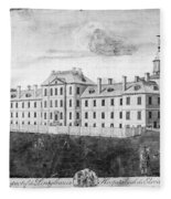 Pennsylvania Hospital, 1755 Fleece Blanket