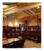 Pennsylvania Supreme Court  Fleece Blanket