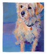 Penny Peach Fleece Blanket