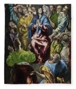Pentecost Fleece Blanket