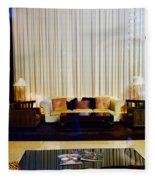 Penthouse Fleece Blanket