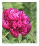 Peony 1162 Textured Fleece Blanket