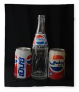 Pepsi Cola Fleece Blanket