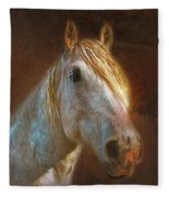 Percheron  Fleece Blanket