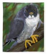 Peregrine Fleece Blanket