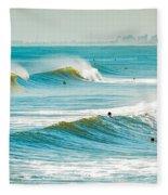 Perfect Surf Fleece Blanket