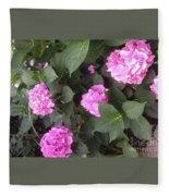 Perfectly Pink Fleece Blanket