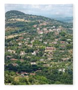 Perugia Countryside Fleece Blanket