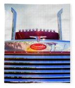 Peterbilt Lowridin Edition Fleece Blanket