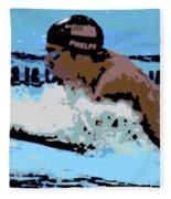 Phelps 2 Fleece Blanket