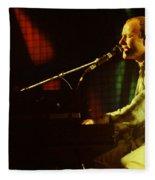 Phil Collins-0852 Fleece Blanket