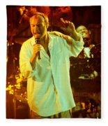 Phil Collins-0903 Fleece Blanket
