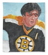 Phil Esposito Fleece Blanket