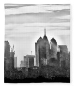 Philadelphia Fleece Blanket