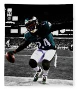 Philadelphia Eagles 5a Fleece Blanket