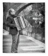 Philadelphia Music Man Bnw Fleece Blanket