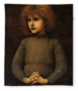 Philip Comyns Carr Fleece Blanket