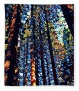 Phil's Trees Fleece Blanket